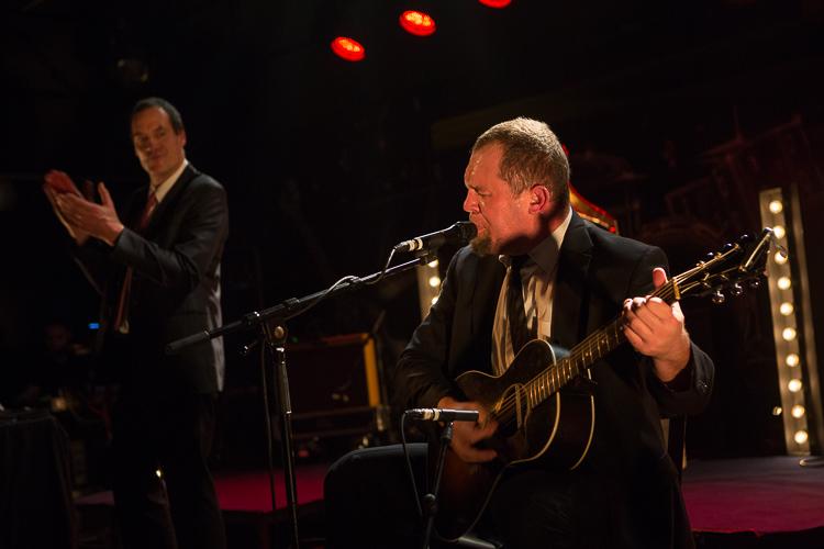 photo concert : Mountain Men