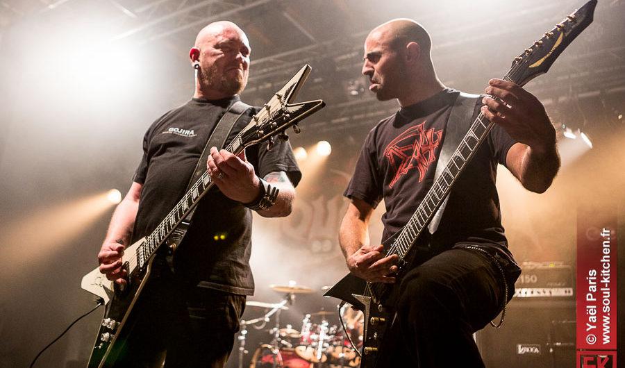 photos concert : Loudblast