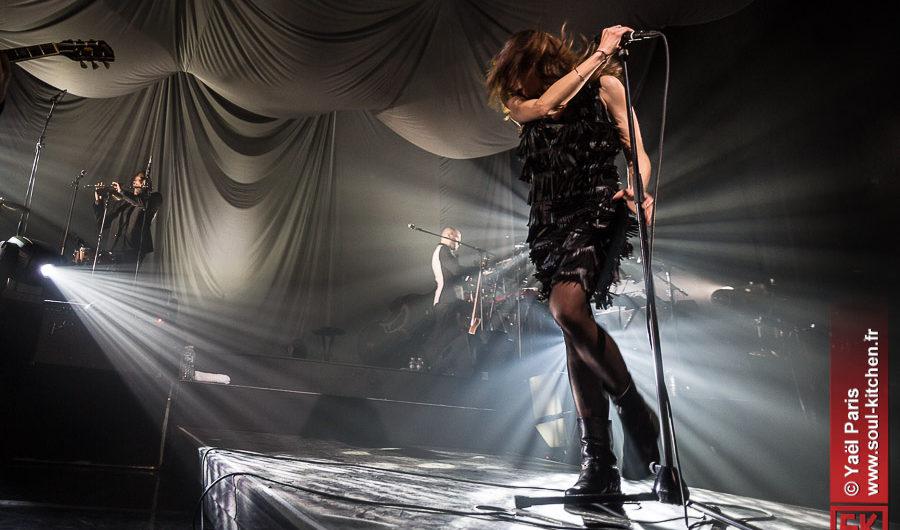 photos concert : OliviaRuiz + Miliana @ L'Autre Canal
