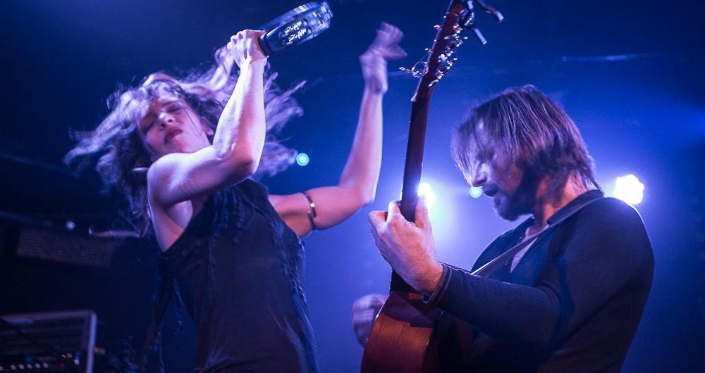 photos concert : Alex Toucourt + Fergessen @ Le Hublot