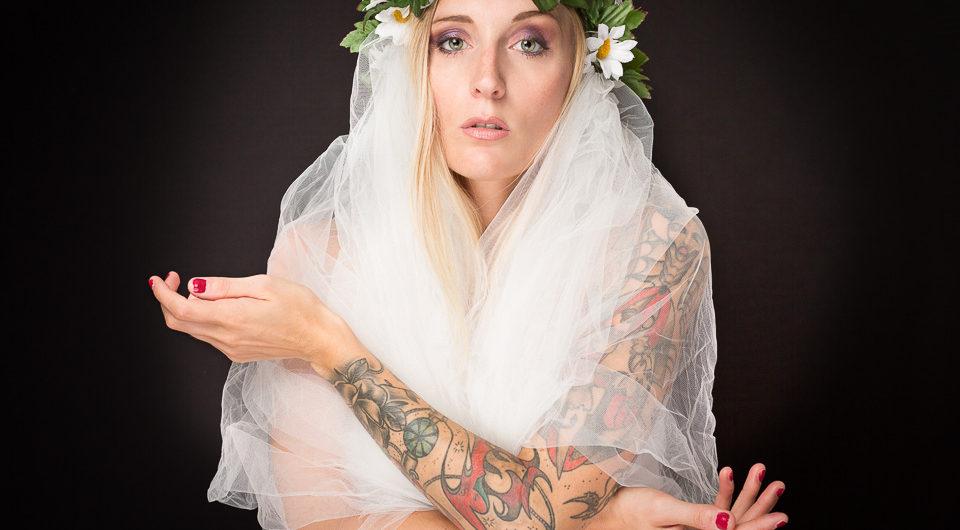 Portrait : Cha Violette