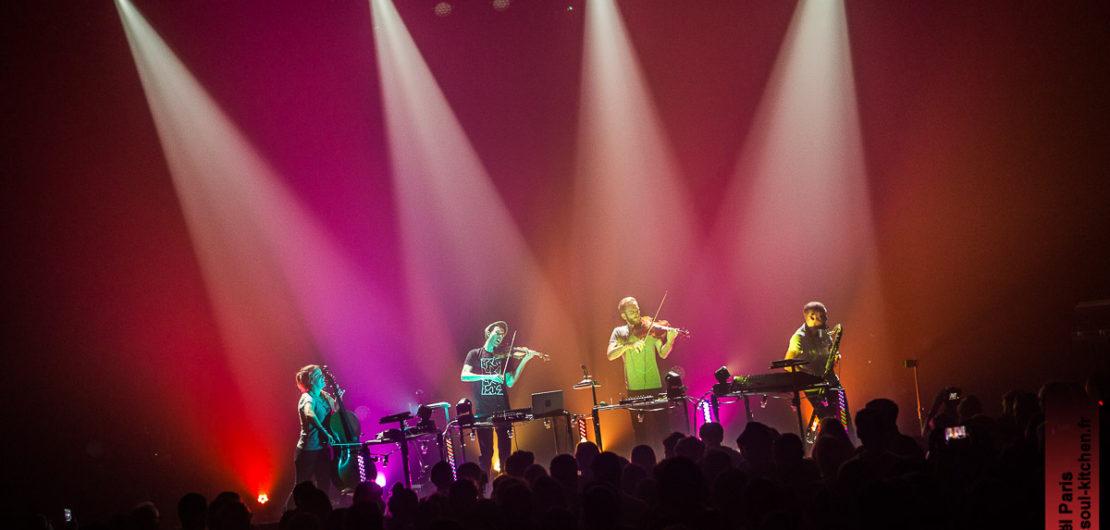 photos concert : Chapelier Fou